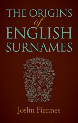 The Origins of English Surnames