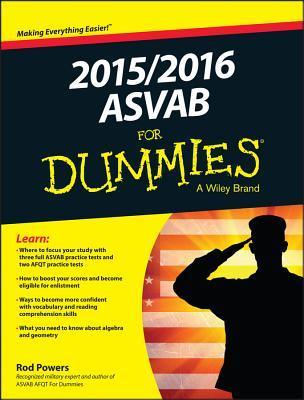 ASVAB 2015 / 2016 for Dummies