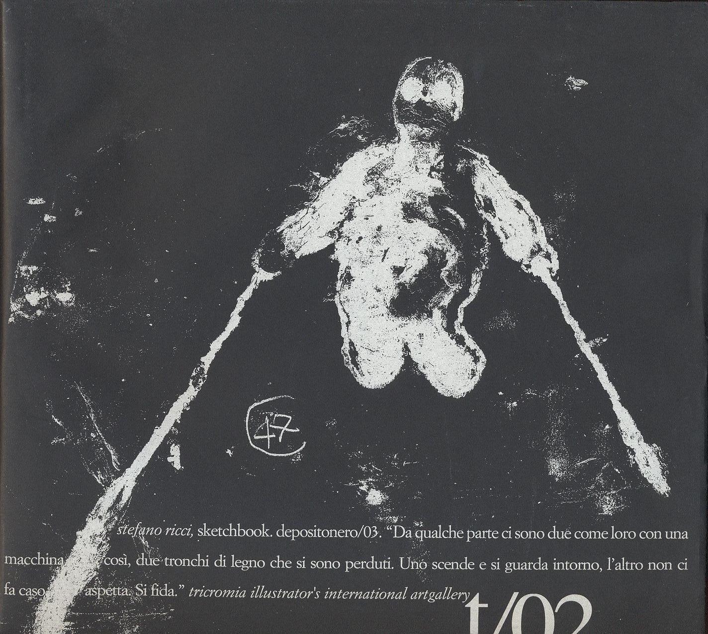 SKETCHBOOK. DEPOSITONERO/03