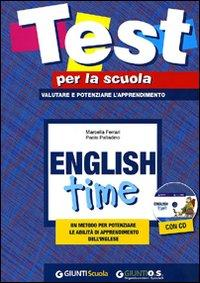 English time. Con CD-ROM
