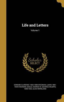 LIFE & LETTERS V01