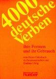 4000 deutsche Verben