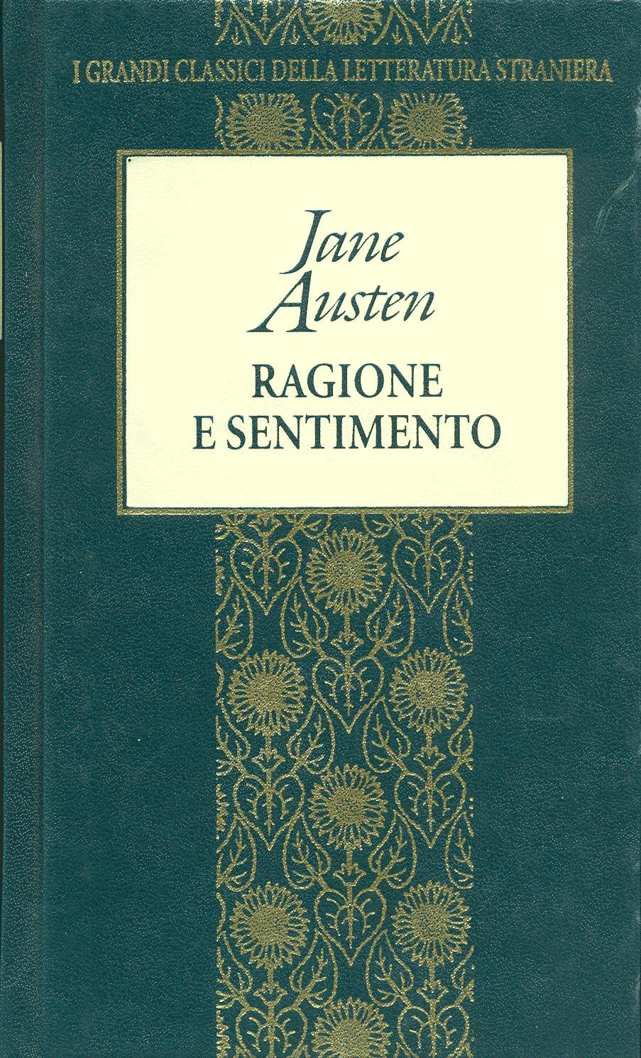 Ragione e sentimento - Jane Austen - Anobii
