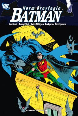 Batman di Norm Breyfogle vol. 4