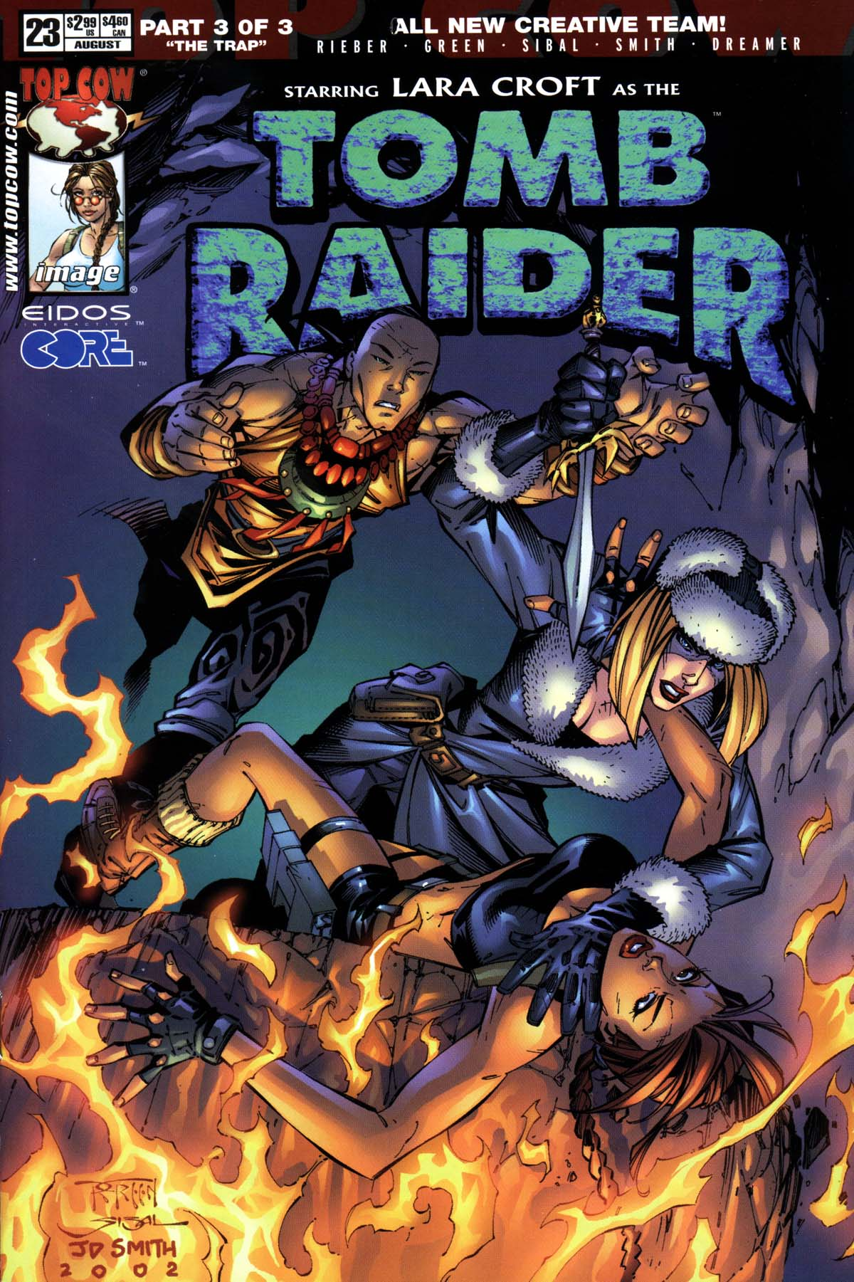 Tomb Raider #23