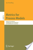Metrics for Process Models