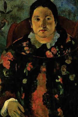 Portrait of Suzanne Bambridge by Paul Gauguin - 1891 Journal