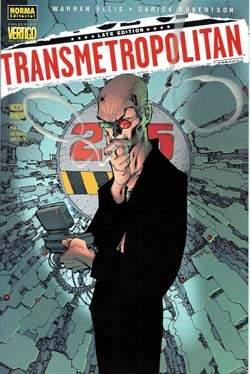 Transmetropolitan: �...