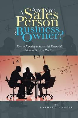 Are You a Sales Person or a Business Owner?