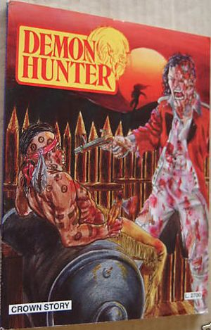 Demon Hunter n. 31