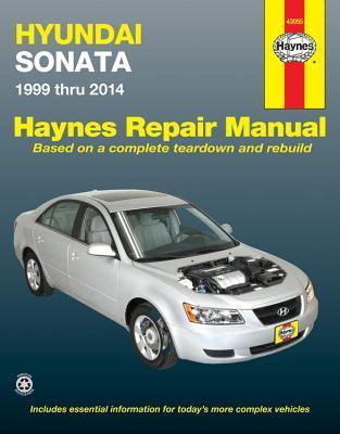 Hyundai Sonata 1999 thru 2014