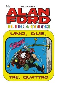 Alan Ford tutto a colori n. 14