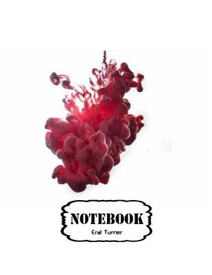 Notebook Red Ink