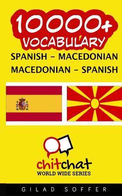 10000+ Spanish Macedonian Macedonian-Spanish Vocabulary