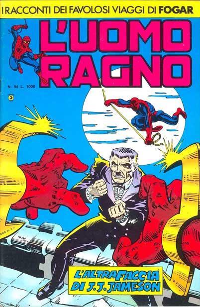 L'Uomo Ragno (2a serie) n. 54