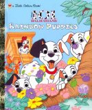 101 Dalmatians Rainbow Puppies Little Golden Book
