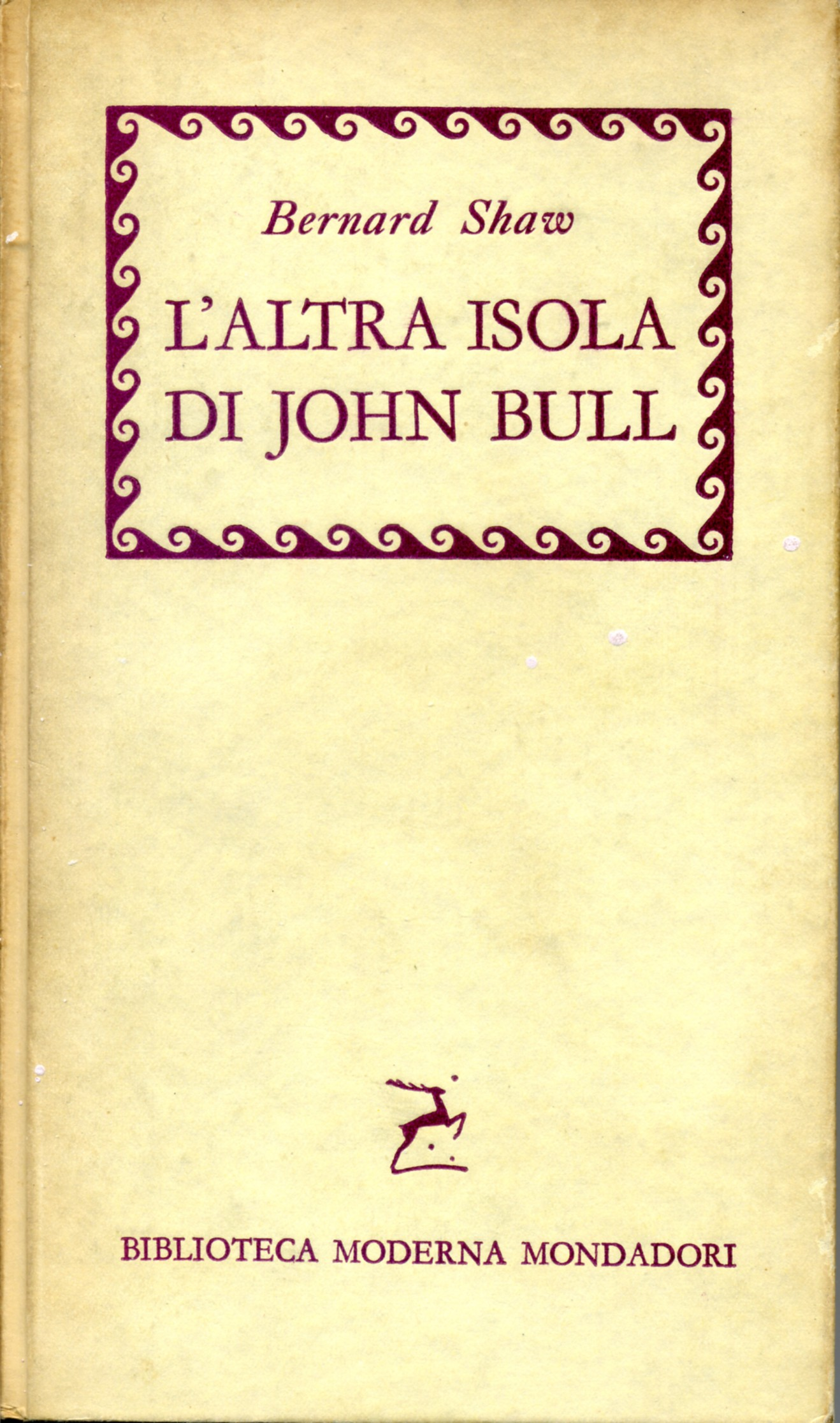 L'altra isola di John Bull