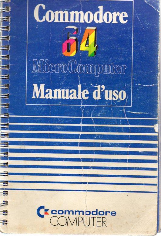 Commodore 64 - Manuale d'uso