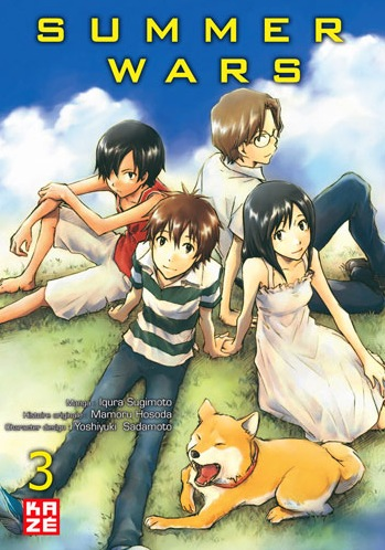 Summer Wars, Tome 3