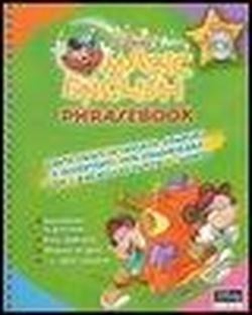 Disney's magic English phrasebook