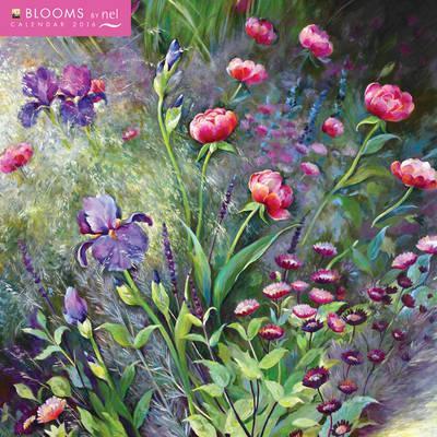Blooms by Nel wall calendar 2016 (Art calendar)