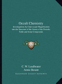 Occult Chemistry