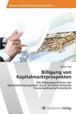 Billigung von Kapitalmarktprospekten