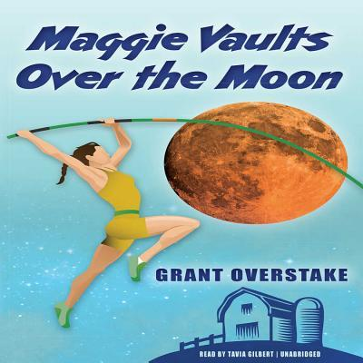 Maggie Vaults over the Moon