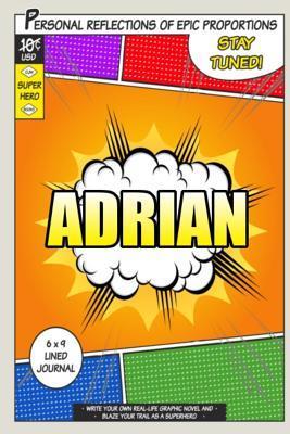 Superhero Adrian Lin...