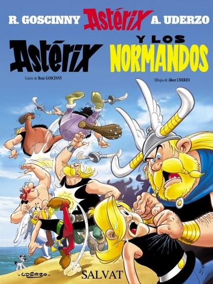 Asterix Y Los Norman...