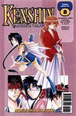 Kenshin vol.8