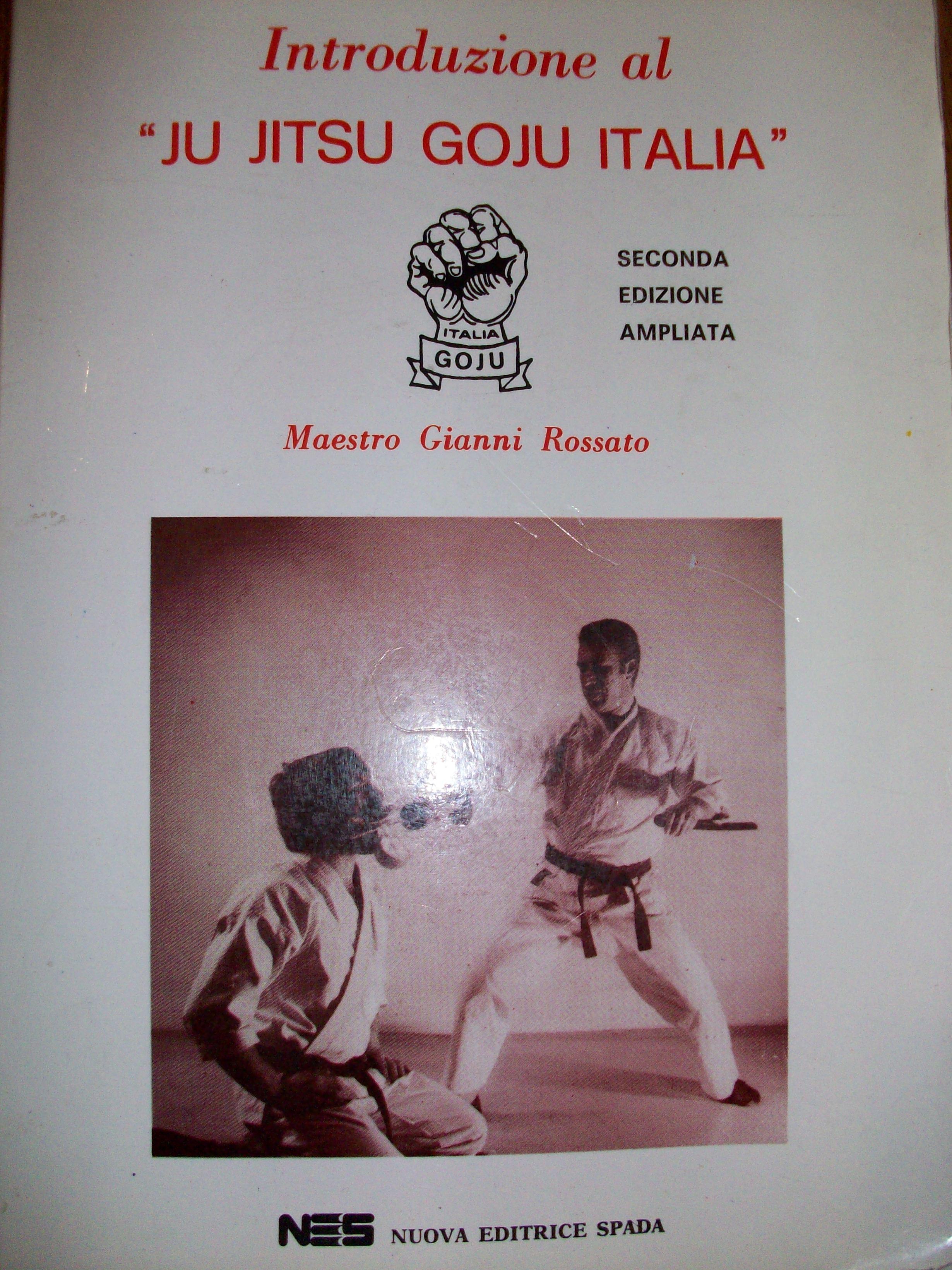 Introduzione al «Ju jitsu goju Italia»