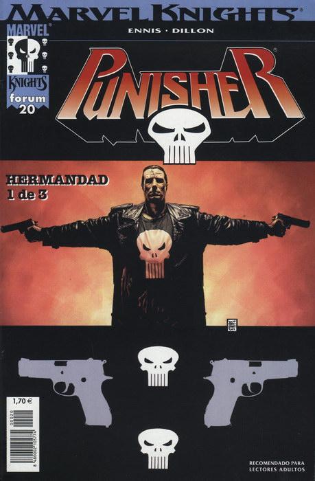 Marvel Knights: Punisher vol.2 #20