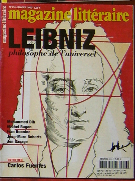 Leibniz philosophe de l'universel
