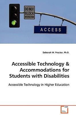 Accessible Technology & Accommodations for Students With Disabilities