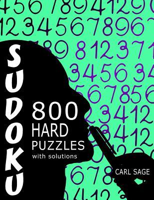 Sudoku 800 Hard Puzzles With Solutions