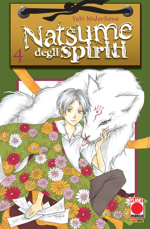 Natsume degli spiriti vol. 4