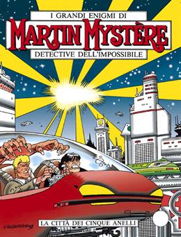 Martin Mystère n. 196