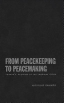 From Peacekeeping to Peacemaking