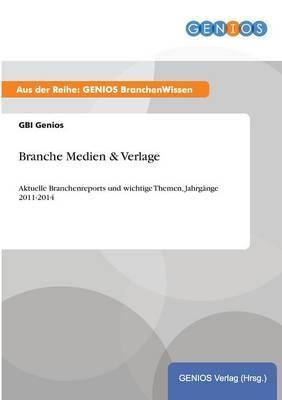 Branche Medien & Verlage