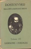 Racconti e romanzi brevi - Vol. 3