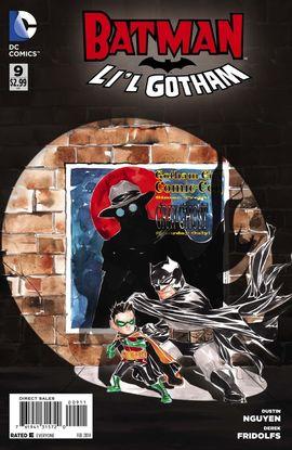 Batman: Li'l Gotham Vol.1 #9