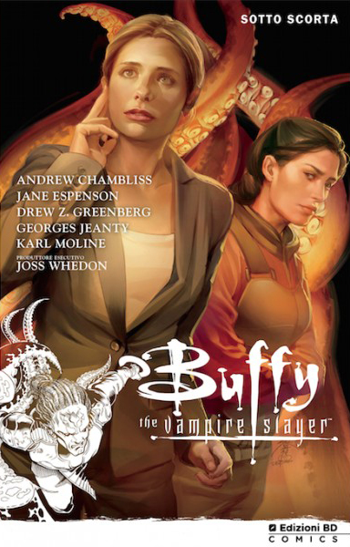 Buffy The Vampire Slayer - Sotto scorta
