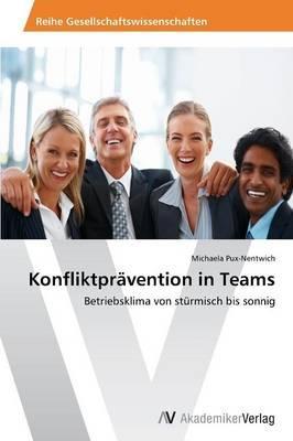 Konfliktprävention in Teams