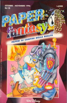 Paper Fantasy n. 15