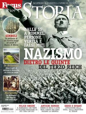 Focus Storia n. 109 (novembre 2015)