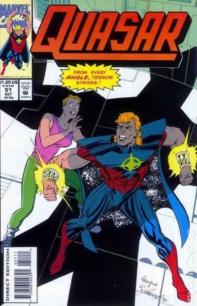 Quasar Vol.1 #51