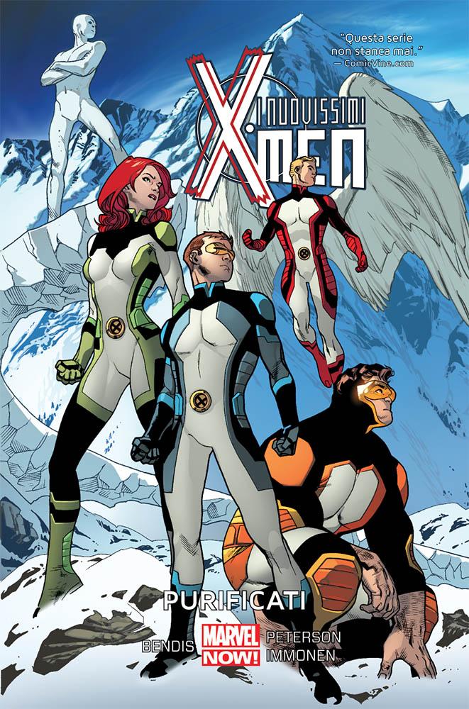 I nuovissimi X-Men v...