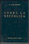 Sobre La Republica