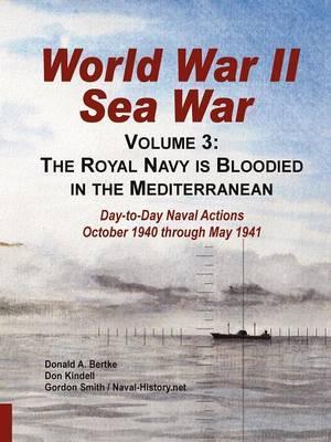 World War II Sea War, Volume 3